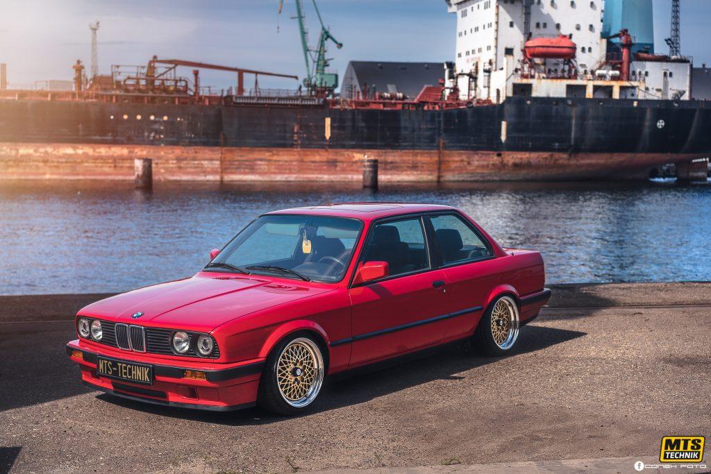 BMW E30 MTS Technik