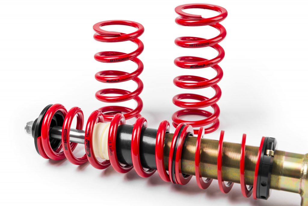 Eibach springs coilover suspension