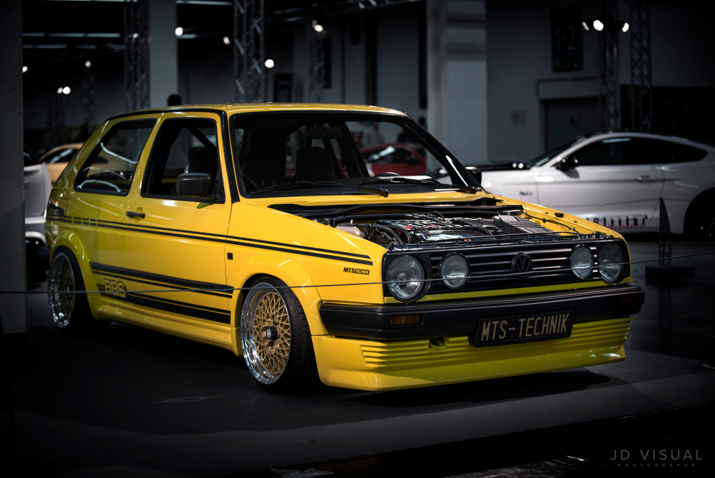 VW Golf gwint