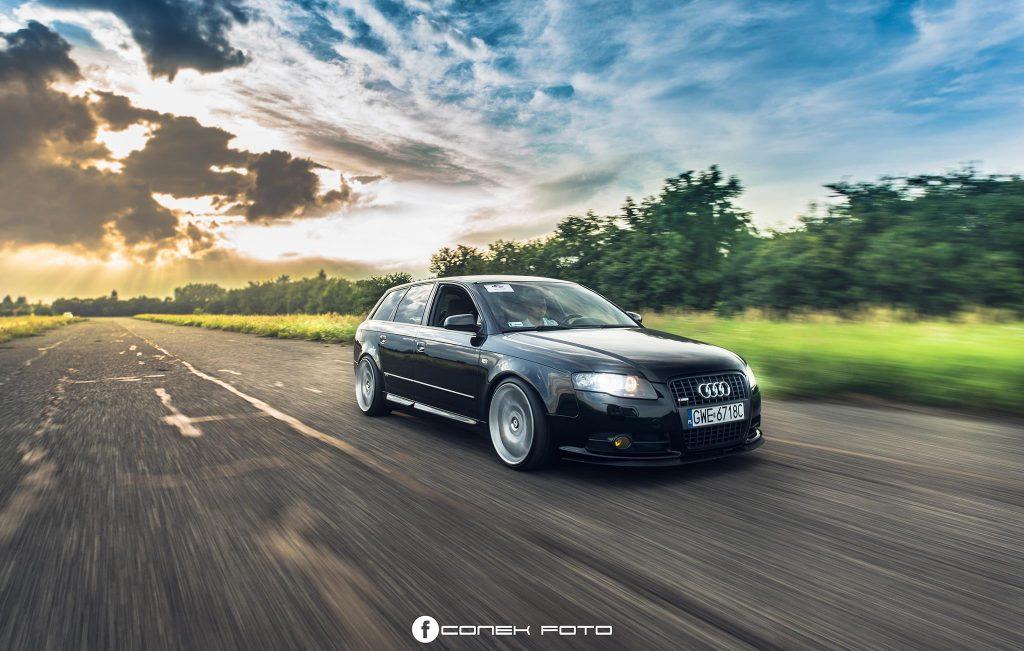 Audi A4 gwint