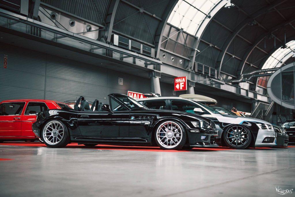 Low BMW Z3