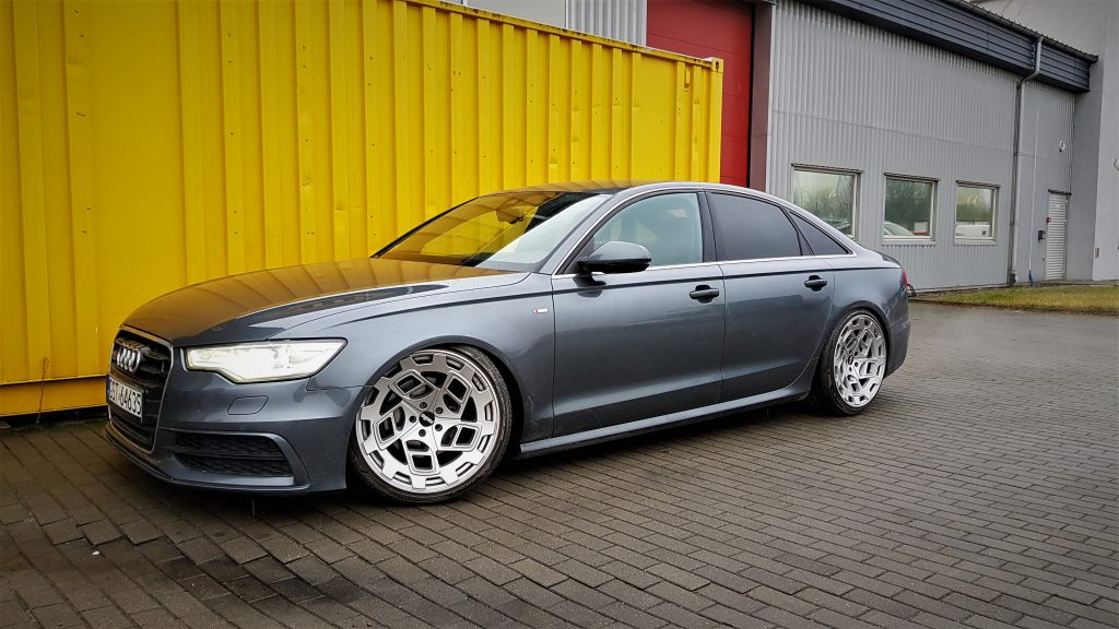 Low Audi A6 C7