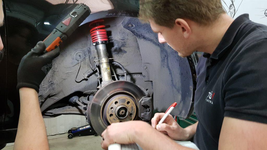 Gwint MTS Technik