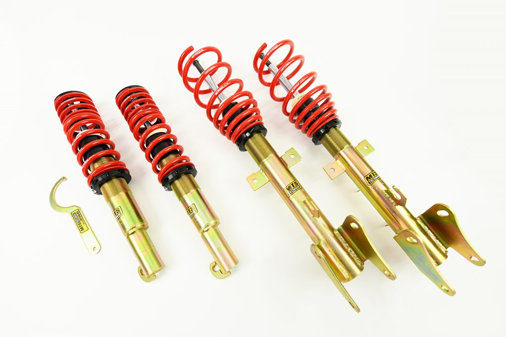 Alfa Romeo coilovers