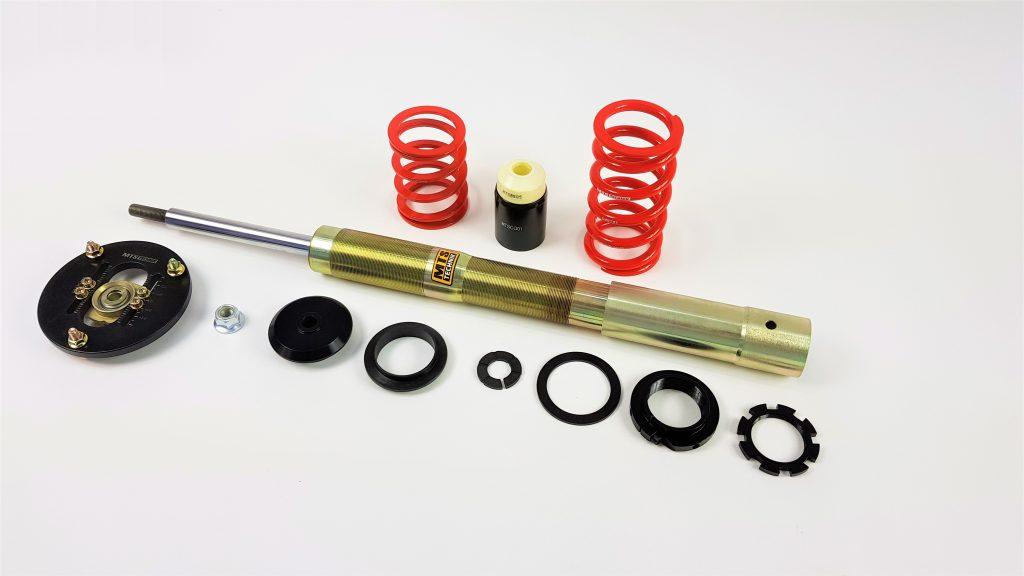 BMW E23 suspension
