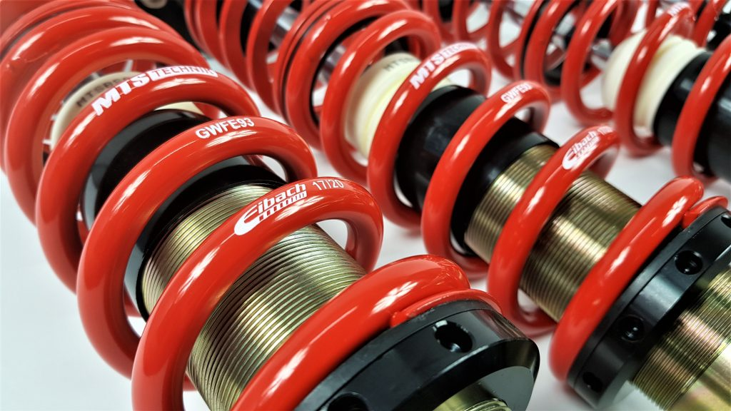 Eibach coilover springs