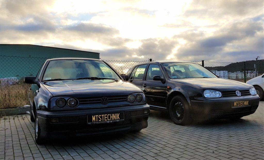 VW Golf Mk3 & Mk4
