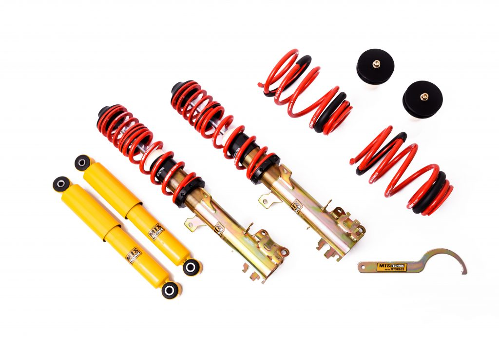 Fiat 500 coilovers